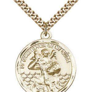 St. Christopher Medal - 81569 Saint Medal