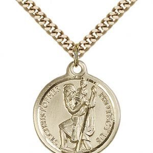 St. Christopher Medal - 81585 Saint Medal