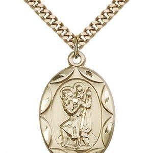 St. Christopher Medal - 83060 Saint Medal