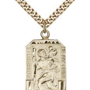 St. Christopher Medal - 83217 Saint Medal