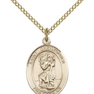 St. Christopher Medal - 83335 Saint Medal