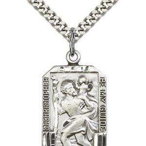 St. Christopher Medal - 19036 Saint Medal