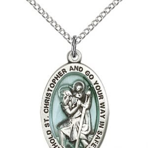 St. Christopher Medal - 81768 Saint Medal