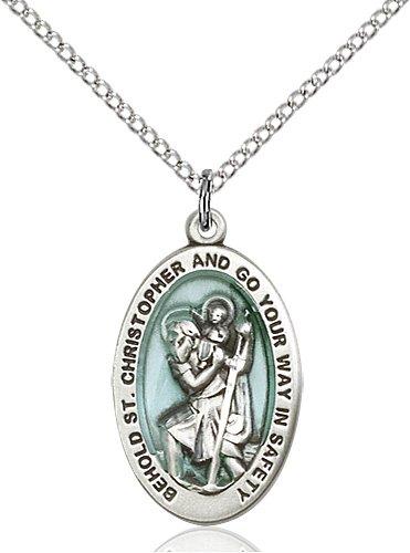 St. Christopher Medal - 81768 Saint Medal