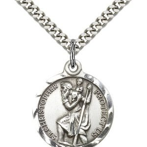 St. Christopher Medal - 85616Saint Medal