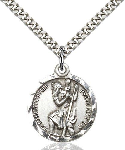 St. Christopher Medal - 85616Saint Medal
