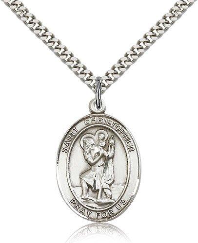 St. Christopher Medal - 81968 Saint Medal
