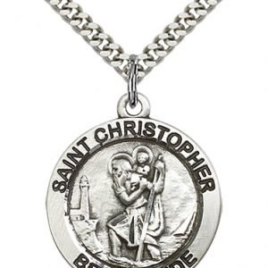 St. Christopher Medal - 81742 Saint Medal