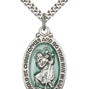 St. Christopher Medal - 81782 Saint Medal