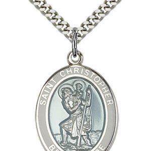 St. Christopher Medal - 81971 Saint Medal