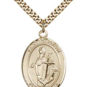 St. Clement Medal - 82787 Saint Medal