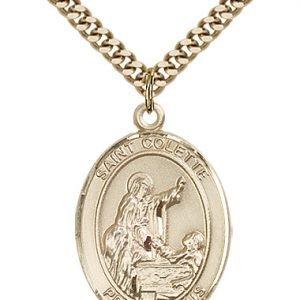 St. Colette Medal - 82598 Saint Medal