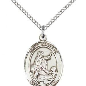 St. Colette Medal - 83972 Saint Medal