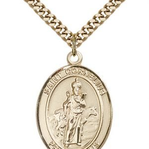 St. Cornelius Medal - 82745 Saint Medal