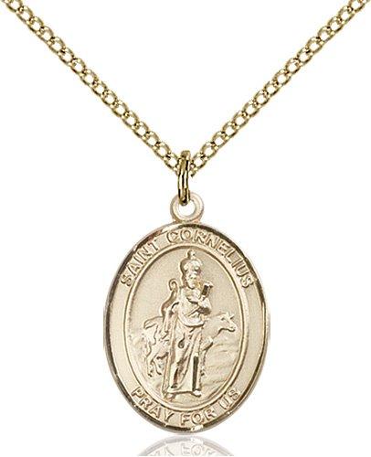 St. Cornelius Medal - 84117 Saint Medal