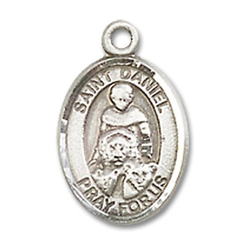 St. Daniel Charm - Sterling Silver (#84534)