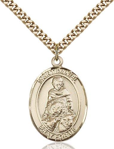 St. Daniel Medal - 81975 Saint Medal