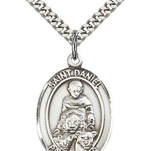 St. Daniel Medal - 81977 Saint Medal