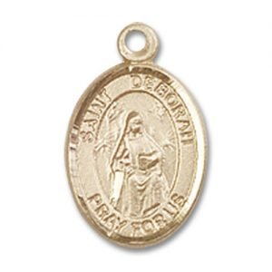 St. Deborah Charm - 14 Karat Gold Filled (#85209)