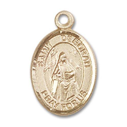 St. Deborah Charm - 14 Karat Gold Filled (#85209)