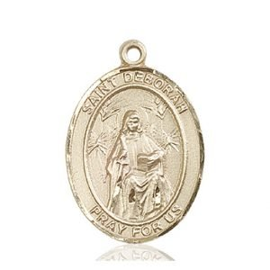 St. Deborah Medal - 82650 Saint Medal