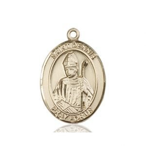 St. Dennis Medal - 83345 Saint Medal