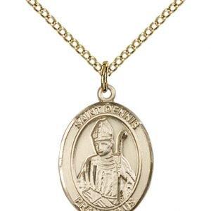 St. Dennis Medal - 83344 Saint Medal