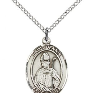 St. Dennis Medal - 83346 Saint Medal