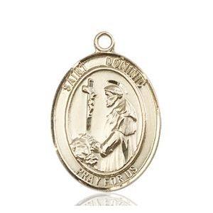 St. Dominic De Guzman Medal - 81994 Saint Medal
