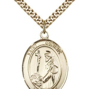 St. Dominic De Guzman Medal - 81993 Saint Medal