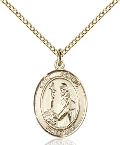 St. Dominic De Guzman Medal - 83359 Saint Medal