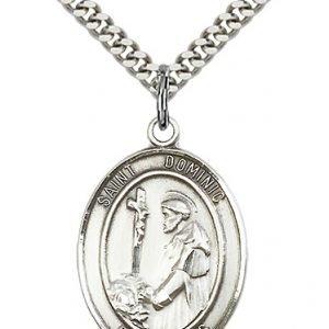 St. Dominic De Guzman Medal - 81995 Saint Medal