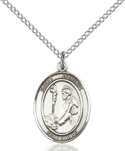 St. Dominic De Guzman Medal - 83361 Saint Medal