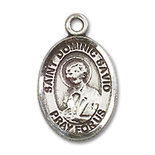 St. Dominic Savio Charm - Sterling Silver  (#85077)