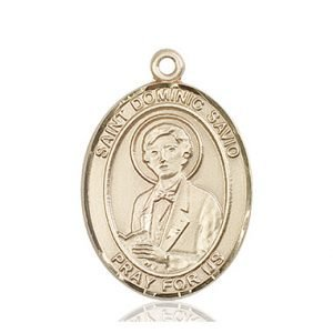 St. Dominic Savio Medal - 82515 Saint Medal