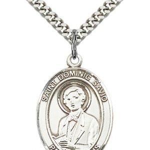 St. Dominic Savio Medal - 82516 Saint Medal