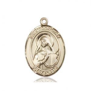 St. Dorothy Medal - 83339 Saint Medal