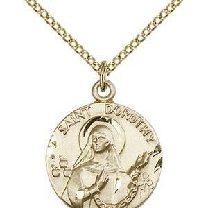 St. Dorothy Medal - 81634 Saint Medal