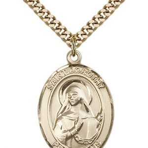 St. Dorothy Medal - 81972 Saint Medal