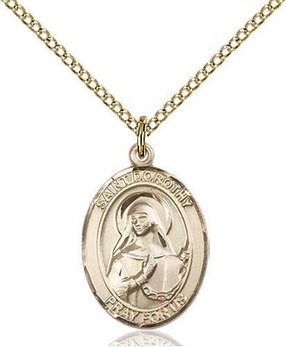St. Dorothy Medal - 83338 Saint Medal