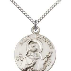 St. Dorothy Medal - 81636 Saint Medal