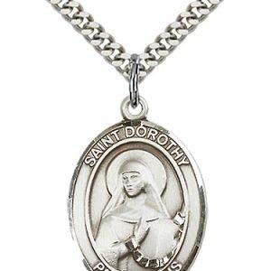 St. Dorothy Medal - 81974 Saint Medal