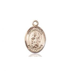 St. Drogo Charm - 85467 Saint Medal