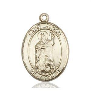 St. Drogo Medal - 82908 Saint Medal