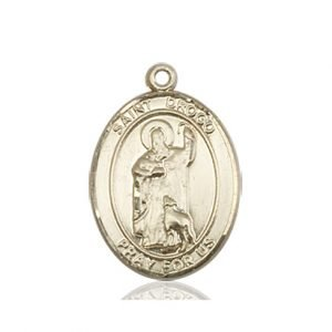 St. Drogo Medal - 84280 Saint Medal