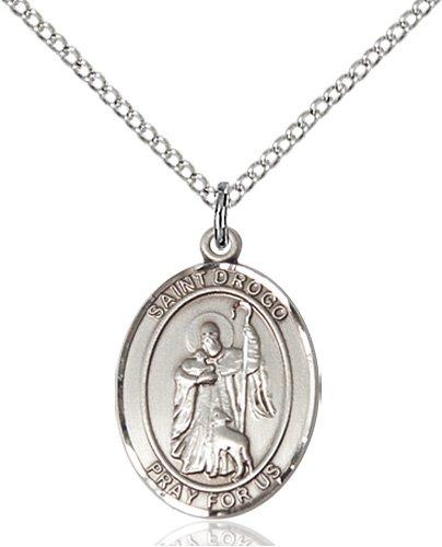 St. Drogo Medal - 84281 Saint Medal