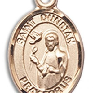 St. Dunstan Charm 14 Karat Gold Filled