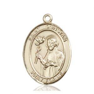 St. Dunstan Medal - 82821 Saint Medal