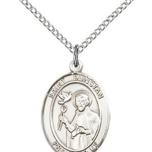 St. Dunstan Medal - 84194 Saint Medal