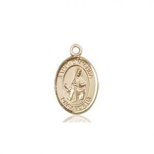 St. Dymphna Charm - 84557 Saint Medal